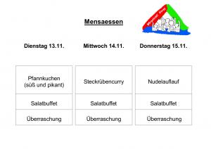 Mensa 13.11